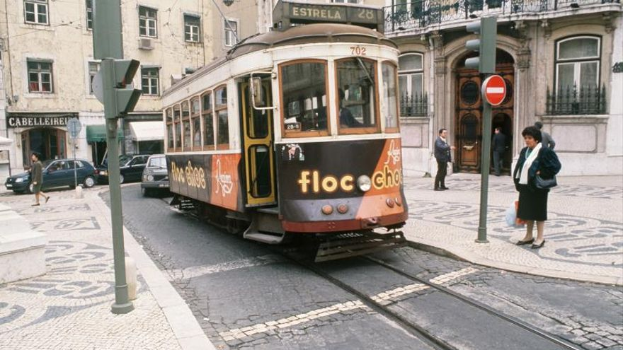 Tranvías y ascensores, un viaje en el tiempo por Lisboa