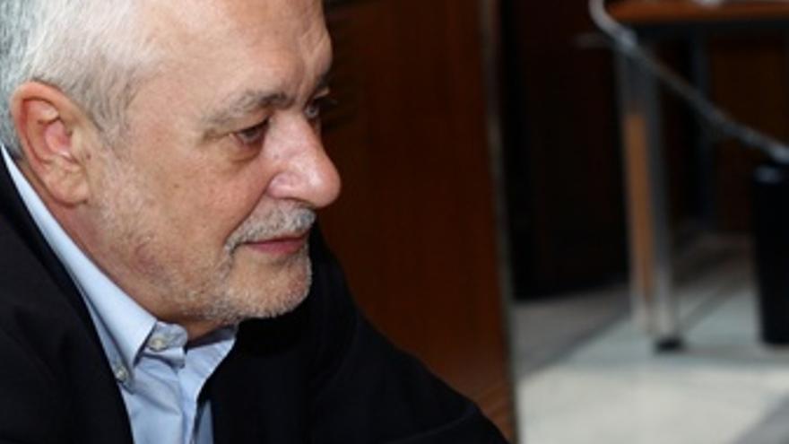 José Antonio Griñán, En La Entrevista Con Europa Press