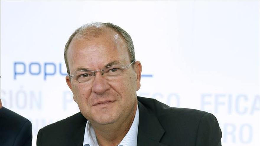 """Monago dice que Rajoy no puede ir a la investidura a que le """"embistan"""""""