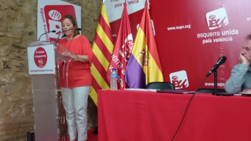 Esquerra Unida propone una coalición de la izquierda alternativa