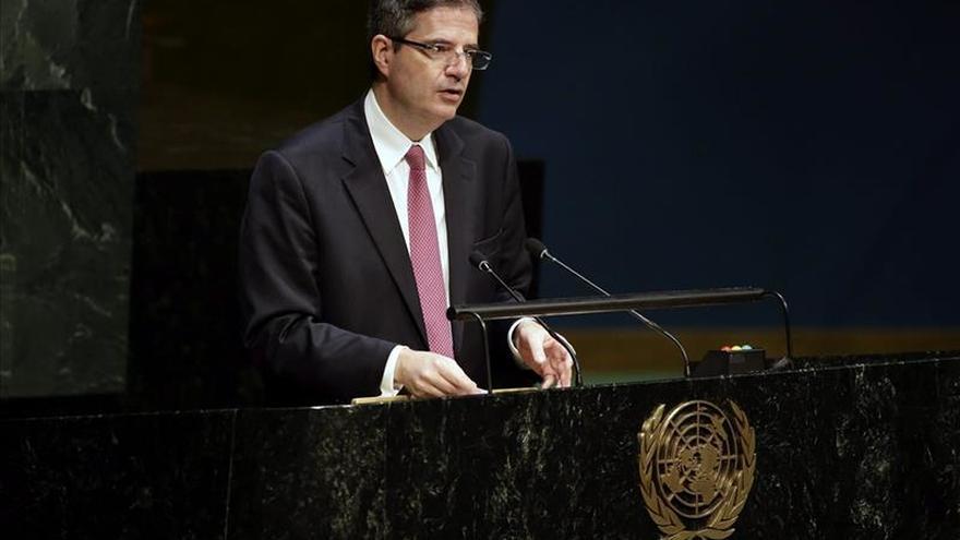 Francia llama en la ONU a ser solidarios con los refugiados de Oriente Medio