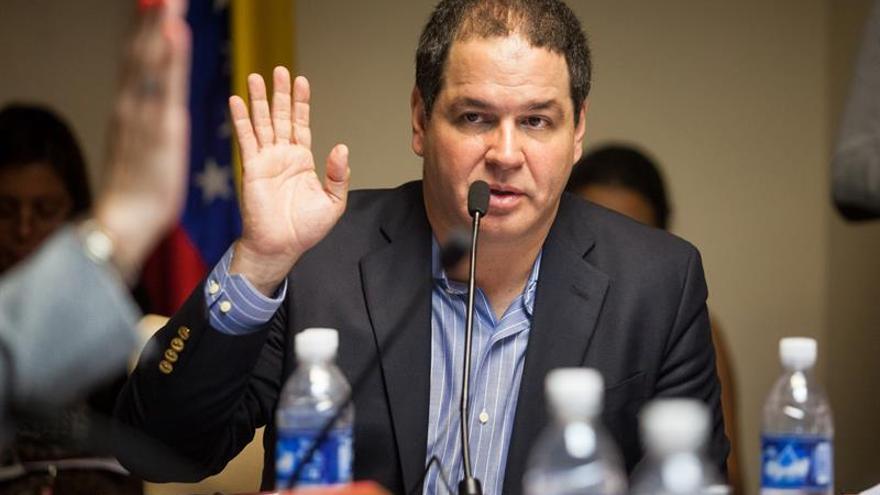 """El Parlamento venezolano espera una resolución de la OEA sobre la """"crisis venezolana"""