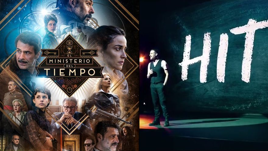 'El Ministerio del Tiempo' y 'HIT', las dos próximas series de TVE