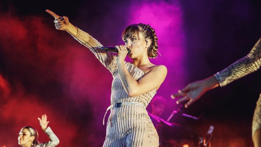 Aitana Ocaña, en el documental de su gira 'Aitana: Play Tour'