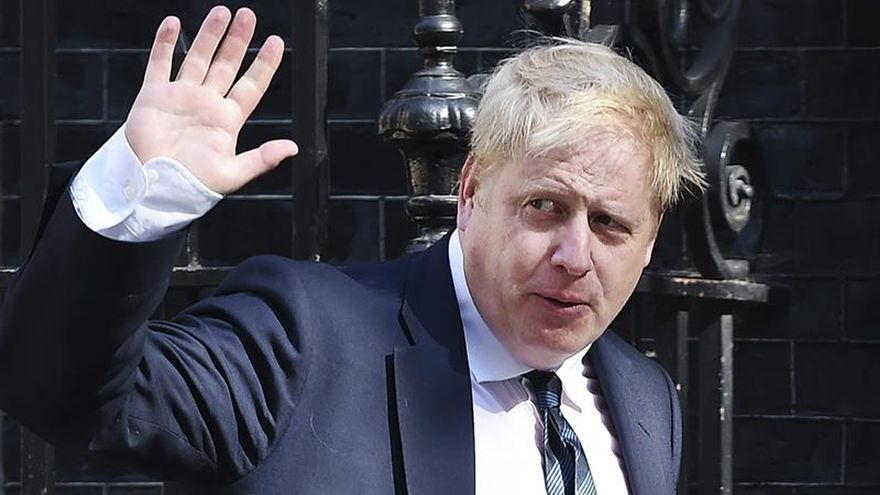 Boris Johnson se estrenará mañana en Naciones Unidas