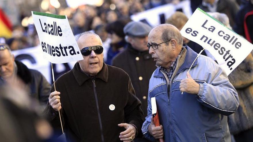 """Convocan una manifestación el sábado en Madrid para derogar la """"Ley mordaza"""""""