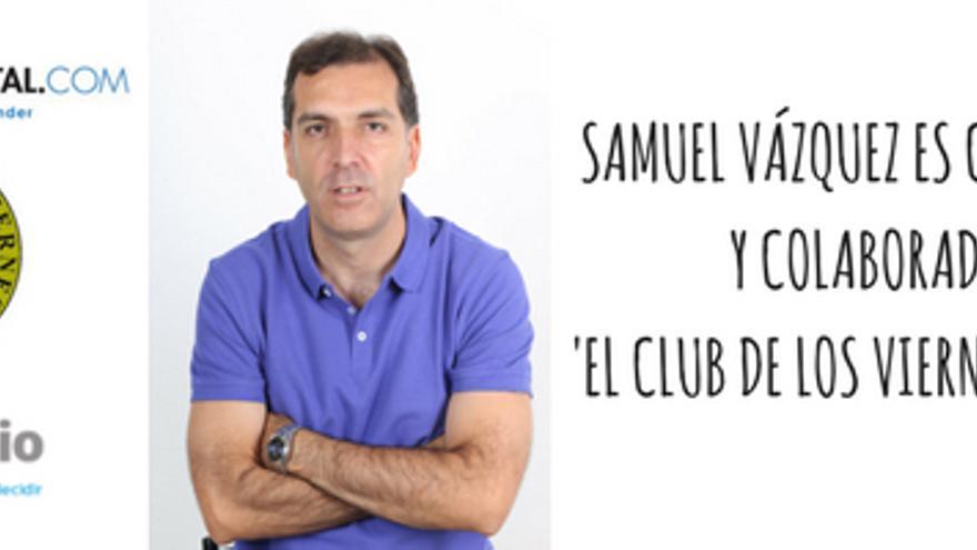 Samuel Vázquez.