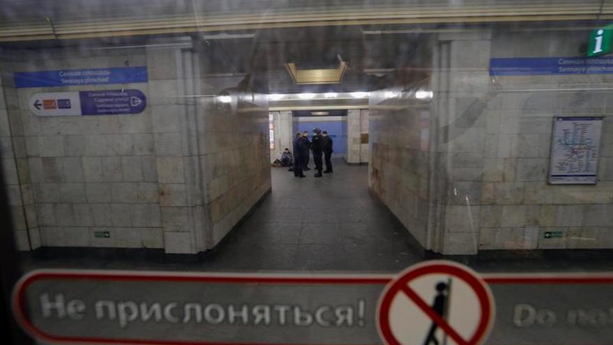 Detenidas 7 personas que planeaban atentados en San Petersburgo