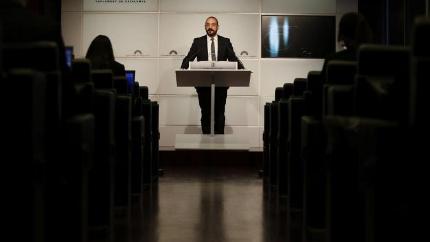 Cañas renuncia a ser portavoz del grupo de Ciutadans mientras sea investigado