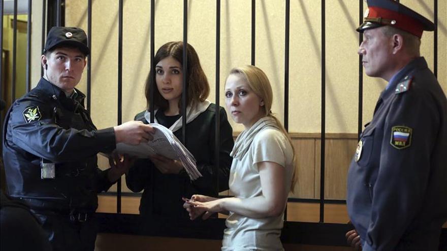 El Tribunal Supremo ruso revela irregularidades en la sentencia a Pussy Riot