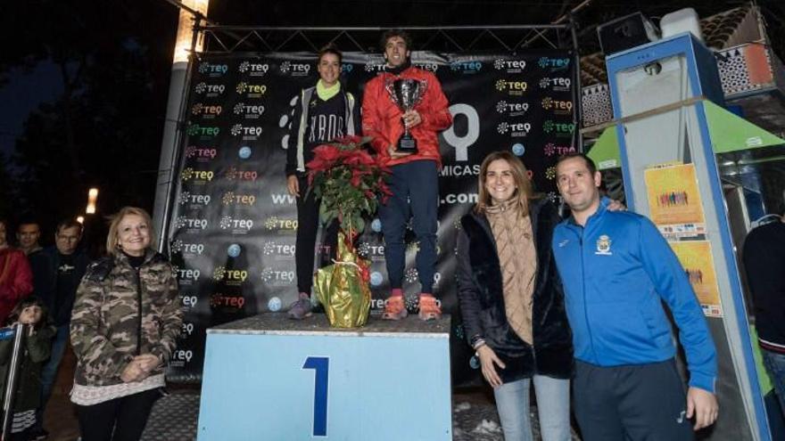 Ganadores de la carrera de San Silvestre de Archena