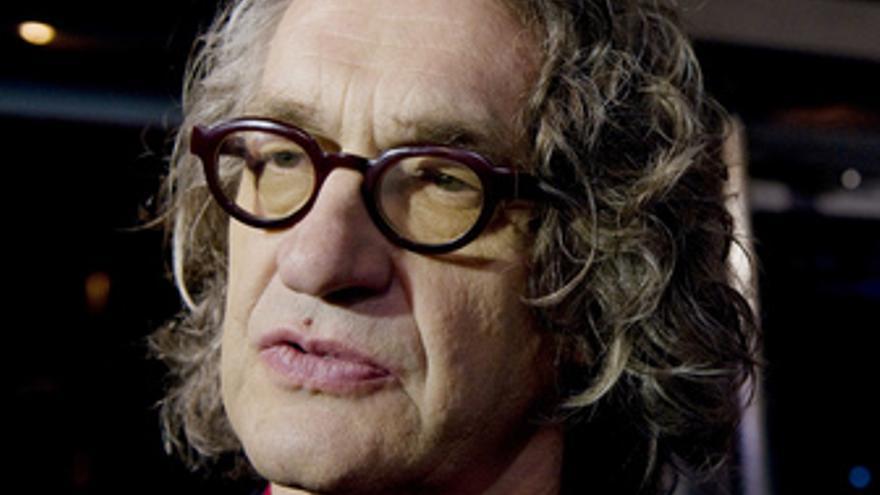 Wim Wenders director de cine alemán