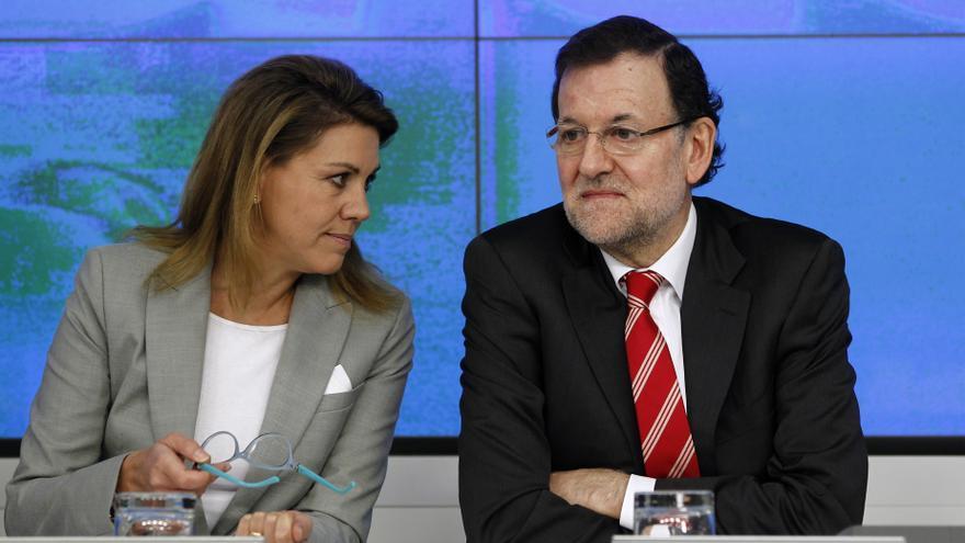 Cospedal contará con la ayuda de Rita Barberá para elaborar el manifiesto electoral del PP en las europeas
