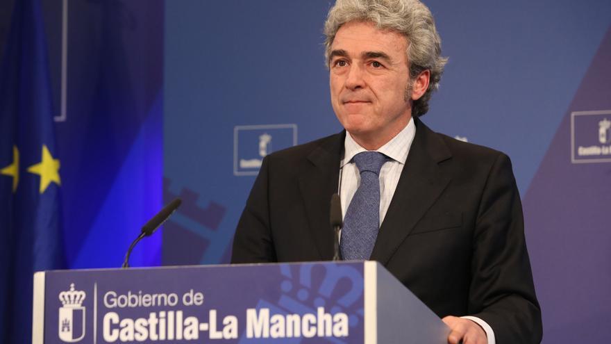 Leandro Esteban, Consejo de Gobierno 16/06/2015. Foto: castillalamancha.es