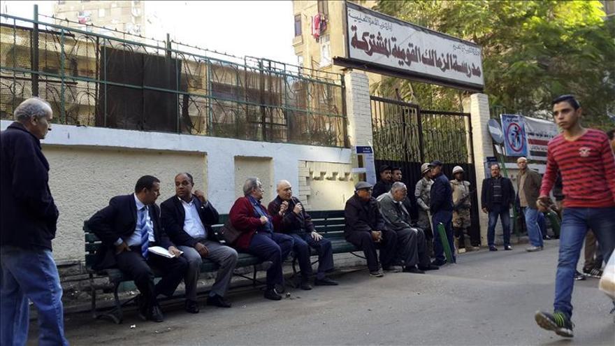 Empieza la recta final de las elecciones parlamentarias egipcias