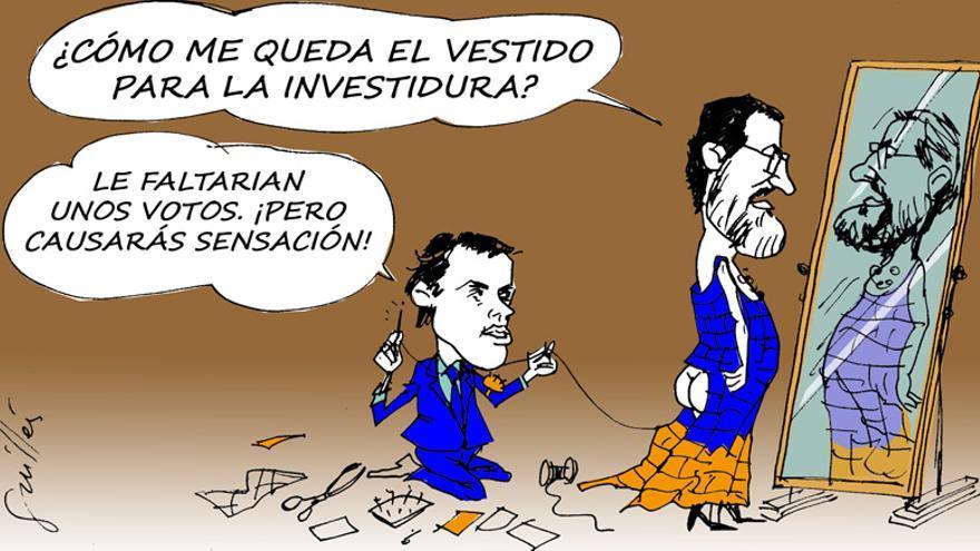 La investidura