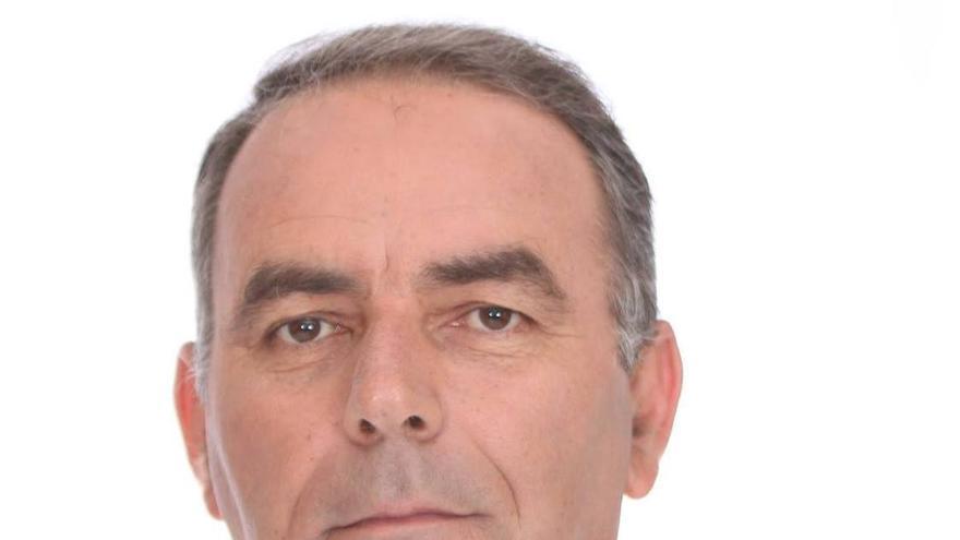 Antonio González,  portavoz del Grupo Socialista en el Ayuntamiento de Breña Baja.