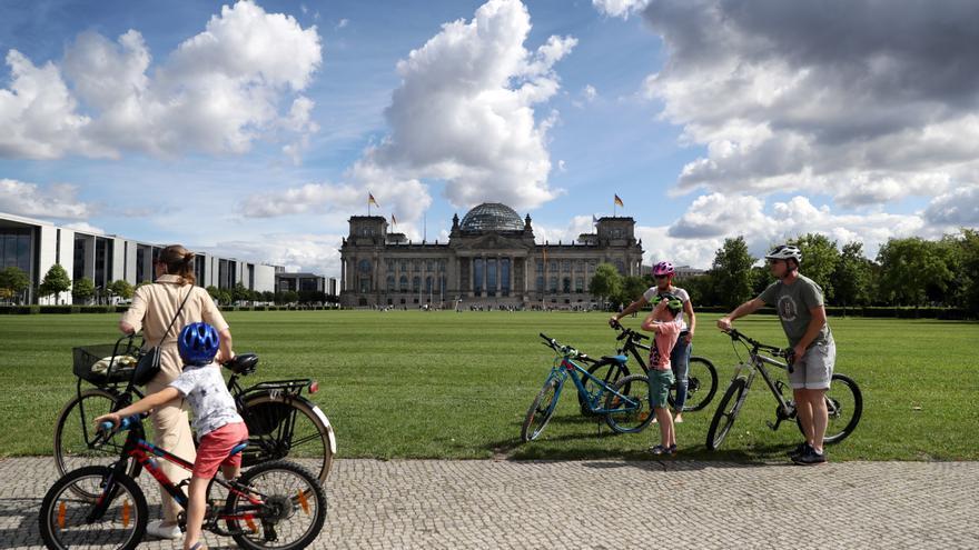 El Gobierno regional de Berlín impone el uso de la mascarilla en las manifestaciones