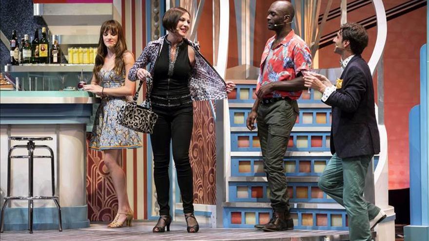 """""""Windermere Club"""", un Oscar Wilde en Miami y a ritmo de salsa sube a escena"""