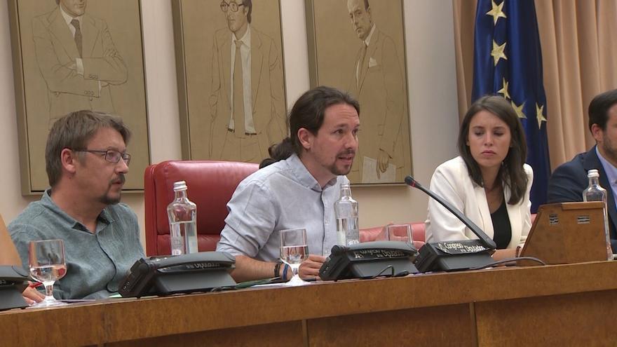 Podemos acusa al PSOE de alinearse con el PP tras vetar la asamblea pro referéndum pactado en Zaragoza