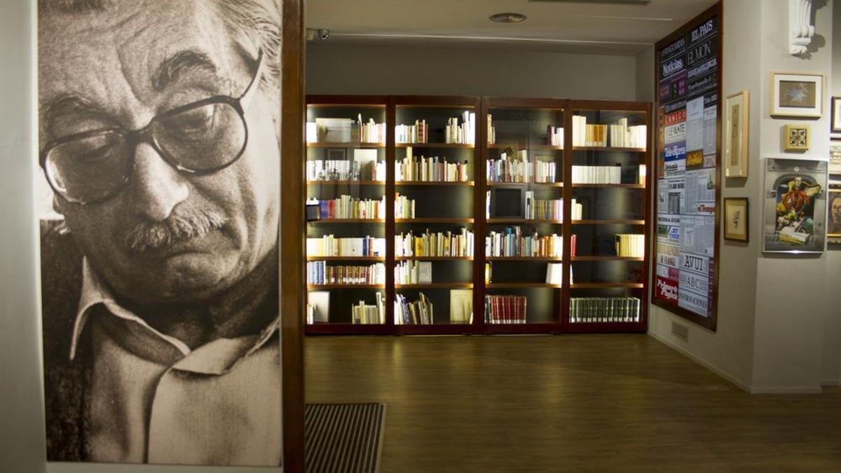 Museo dedicado al ensayista Joan Fuster en Sueca.