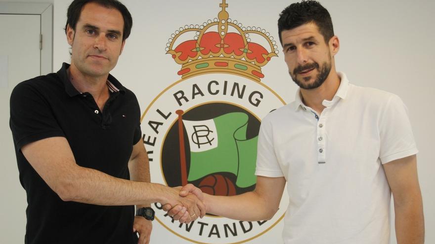 Ezaquiel Loza y José Moratón se incorporan al Racing