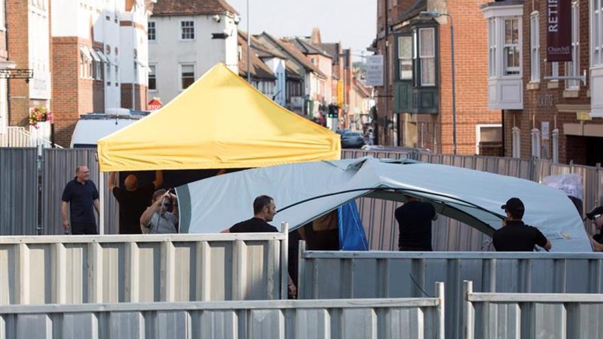 Muere la mujer intoxicada con Novichok en Inglaterra