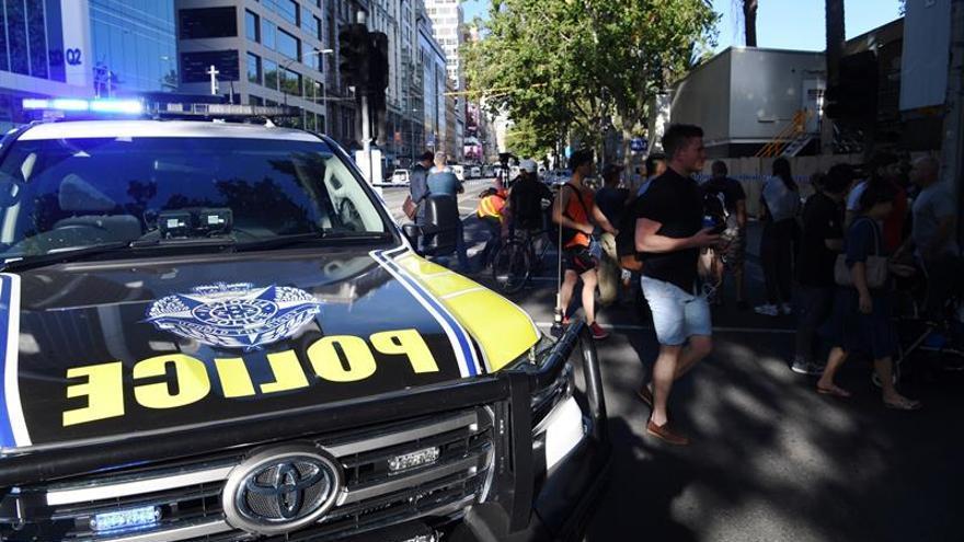 Muere uno de los heridos en el atropello deliberado en el centro de Melbourne