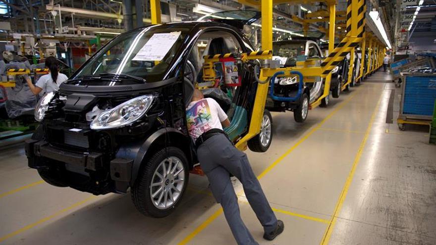 El PIB francés crecerá un 0,3 % en el segundo trimestre, según el BdF