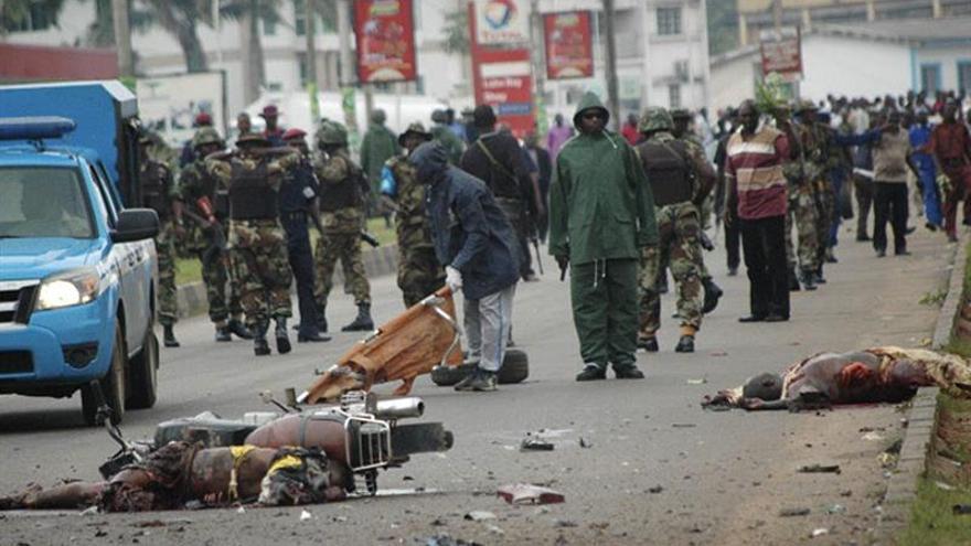 Tres muertos en un ataque suicida a una mezquita en el noreste de Nigeria