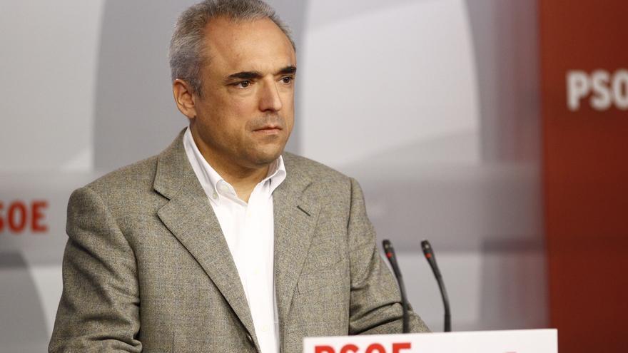 """Simancas dice que """"no hay dudas sobre honorabilidad"""" de Gómez y defiende a Sánchez porque """"direcciones están para esto"""""""