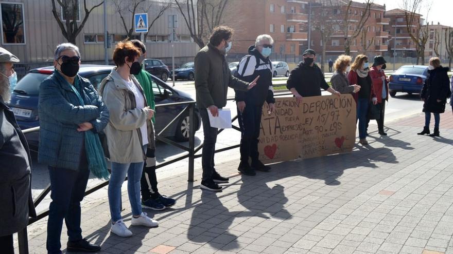 """Protestas en Castilla-La Mancha en defensa de la sanidad pública y en contra de la privatización y la """"mala medicina"""""""