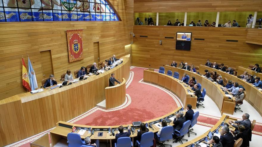 Feijóo será investido presidente de la Xunta este jueves por tercera vez con el voto en contra de la oposición