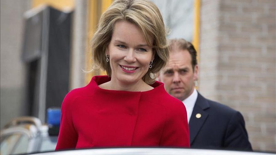 La princesa Matilde de Bélgica celebra su 40 aniversario