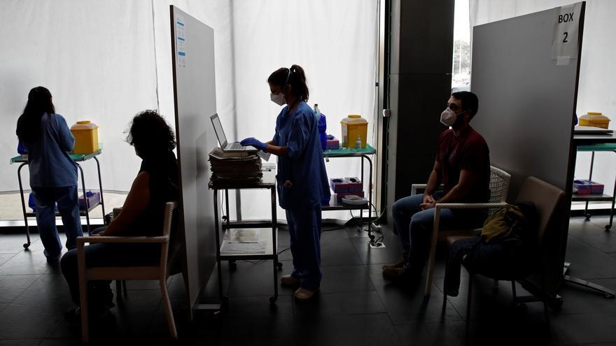 Cataluña amplía la vacunación a toda la población mayor de 16 años