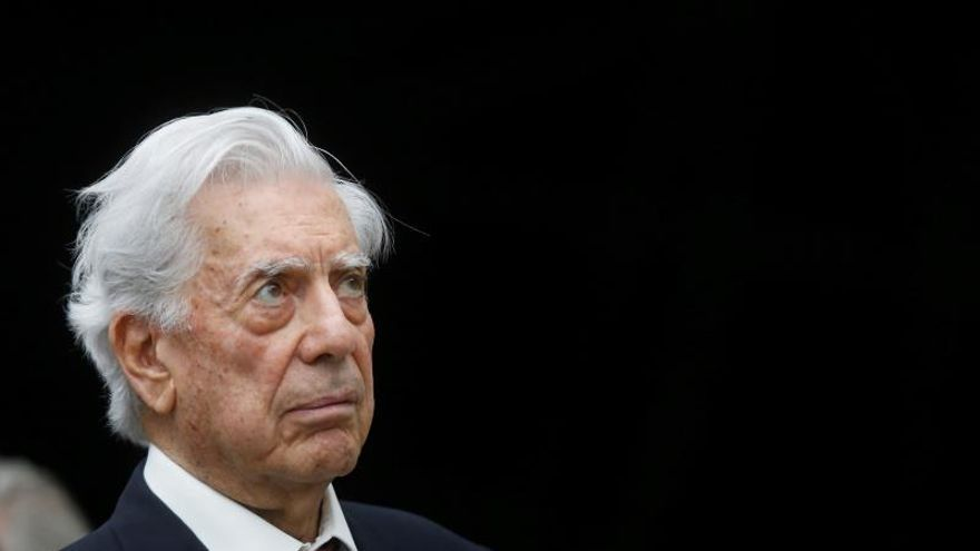 El escritor hispano-peruano Mario Vargas Llosa.