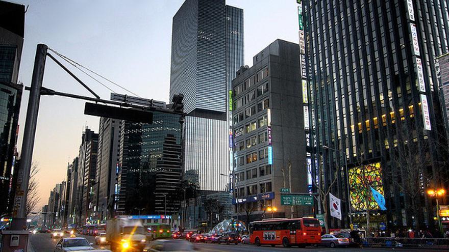 El barrio de Gangnam, ¿el Silicon Valley de Asia?