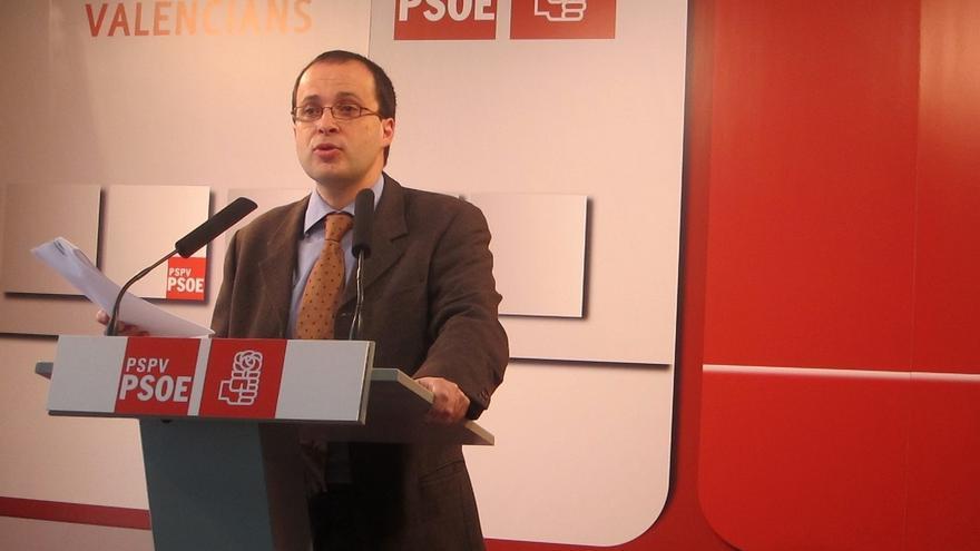 """El PSPV cree que Fabra """"sólo busca tiempo antes de perder las elecciones"""" en la negociación con Hacienda"""