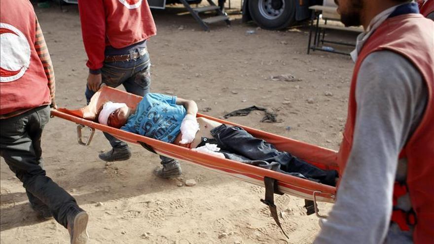 Piden aumentar la ayuda a refugiados sirios ante la cercanía del invierno