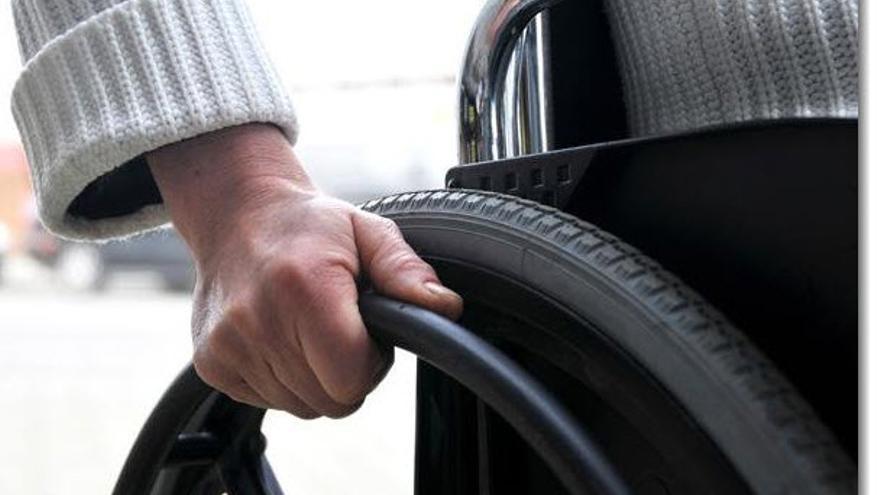 En casi 44.000 hogares aragoneses  reside una persona con discapacidad.