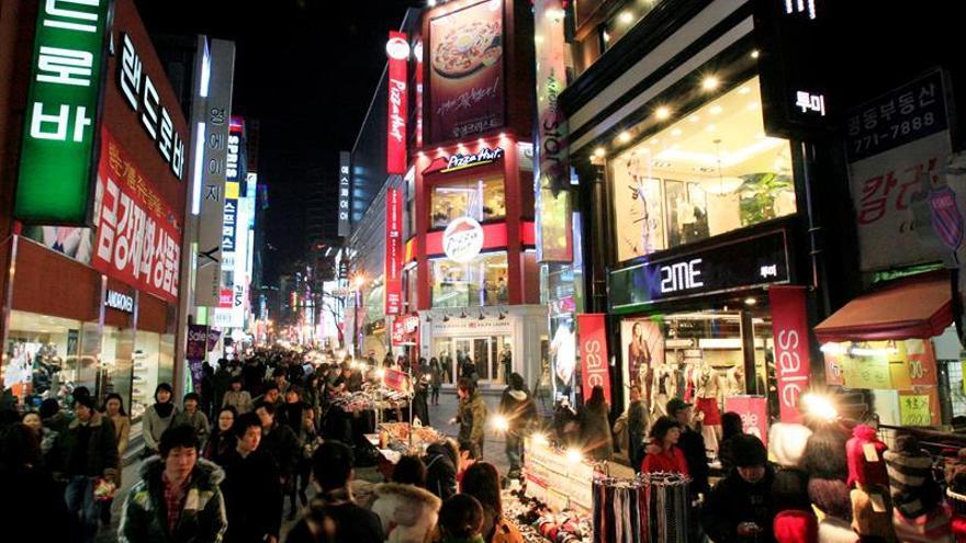 La economía surcoreana creció un 0,9 por ciento entre enero y marzo