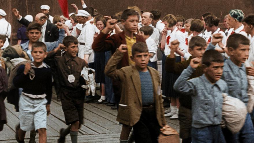 Fotograma de 'Project Niños'
