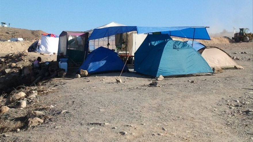 De los desalojos en las playas de Gran Canaria #1