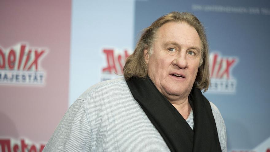 Depardieu declara su admiración por Putin y quiere vivir en una aldea rusa