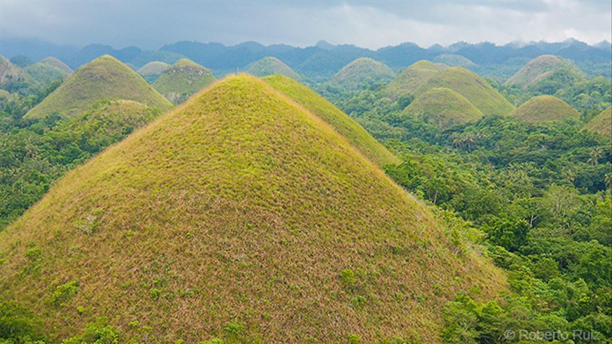 Bohol, Filipinas - Chocolate Hills