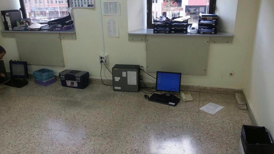 Comisaría de la Policía Nacional de la calle Venegas