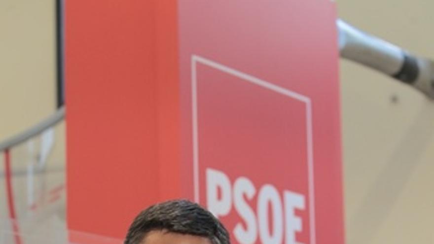 El secretario general del PSOE en el Congreso, Eduardo Madina