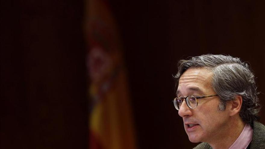 """Lassalle defiende la reforma fiscal como """"mejora extraordinaria"""" al mecenazgo"""