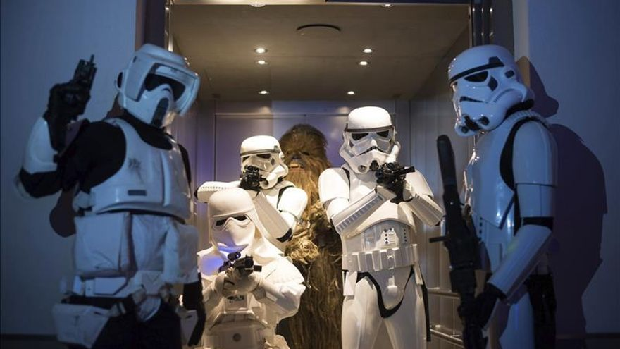 """Star Wars: The Force Awakens"" sigue su marcha triunfal en taquilla en EE.UU."