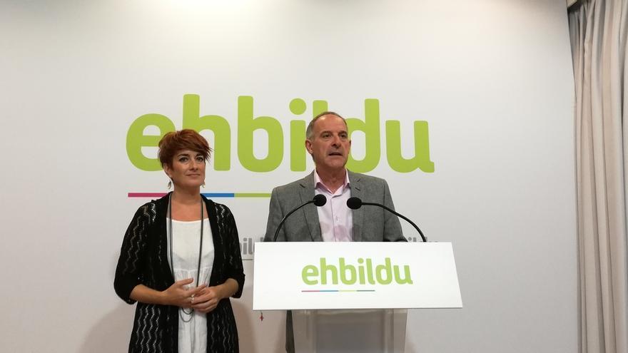 """EH Bildu pide que las ayudas a los autónomos puedan cobrarse """"en el menor plazo de tiempo posible"""""""